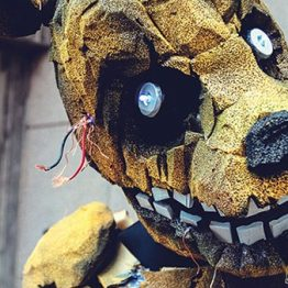 COSPLAYS FIVE NIGHT AT FREDDYS
