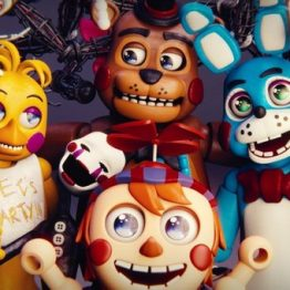 PRODUCTOS FIVE NIGHTS AT FREDDYS
