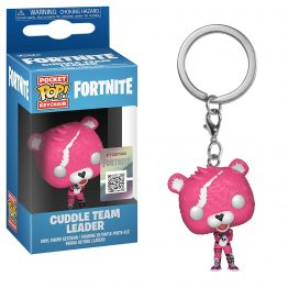 Funko Pocket Pop Keychain: Fortnite: Cuddle Team Leader